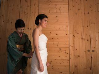 Le nozze di Yuika e Simone 2