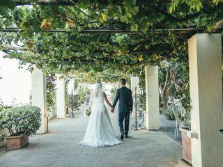 Le nozze di Fabrizia e Angelo