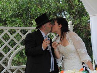 Le nozze di Andrea e Stefania