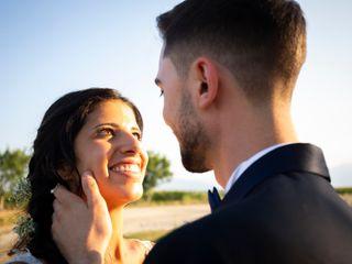 Le nozze di Marzia e Paolo 1