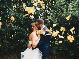 Le nozze di Giorgia e Luca
