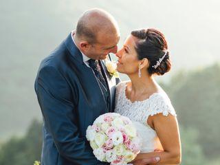 Le nozze di Davide e Angela