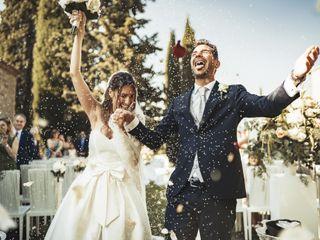 Le nozze di Virginia e Giovanni