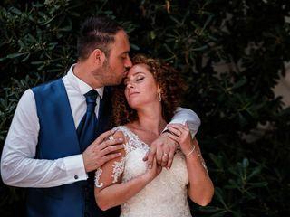 Le nozze di Elisa e Luciano