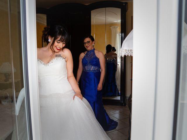 Il matrimonio di Damiano e Valeria a Ispica, Ragusa 2