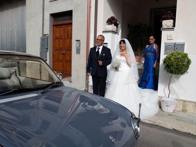 Il matrimonio di Damiano e Valeria a Ispica, Ragusa 3
