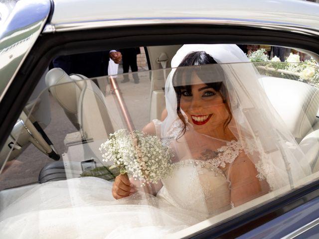 Il matrimonio di Damiano e Valeria a Ispica, Ragusa 4