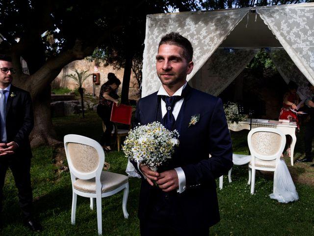 Il matrimonio di Damiano e Valeria a Ispica, Ragusa 9