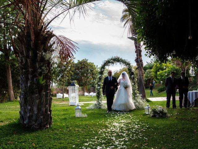 Il matrimonio di Damiano e Valeria a Ispica, Ragusa 10