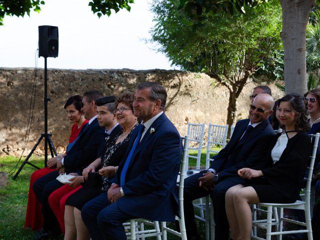 Il matrimonio di Damiano e Valeria a Ispica, Ragusa 12