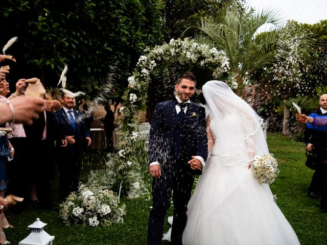 Il matrimonio di Damiano e Valeria a Ispica, Ragusa 14