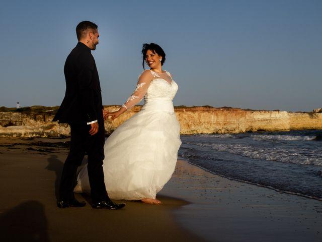 Il matrimonio di Damiano e Valeria a Ispica, Ragusa 21