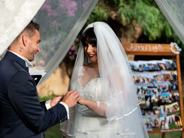 Il matrimonio di Damiano e Valeria a Ispica, Ragusa 25
