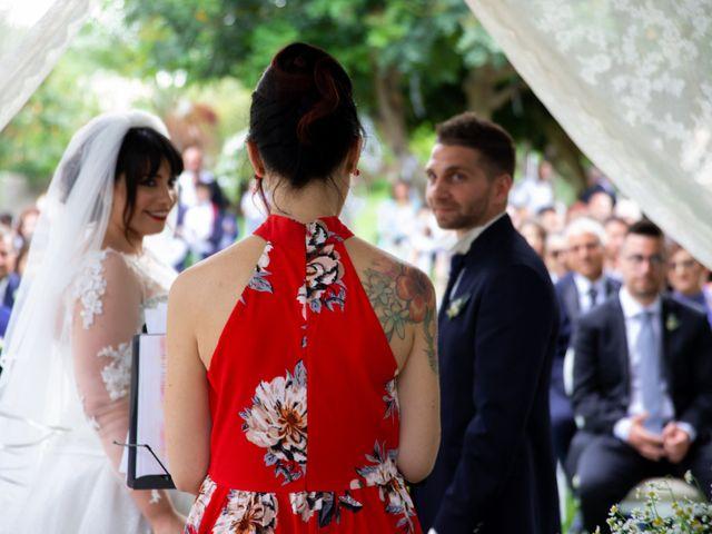 Il matrimonio di Damiano e Valeria a Ispica, Ragusa 26