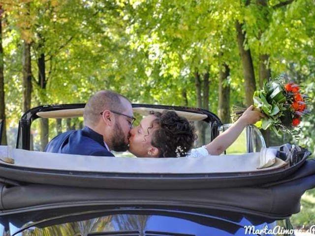 Il matrimonio di Roberto e Laura  a San Francesco al Campo, Torino 1