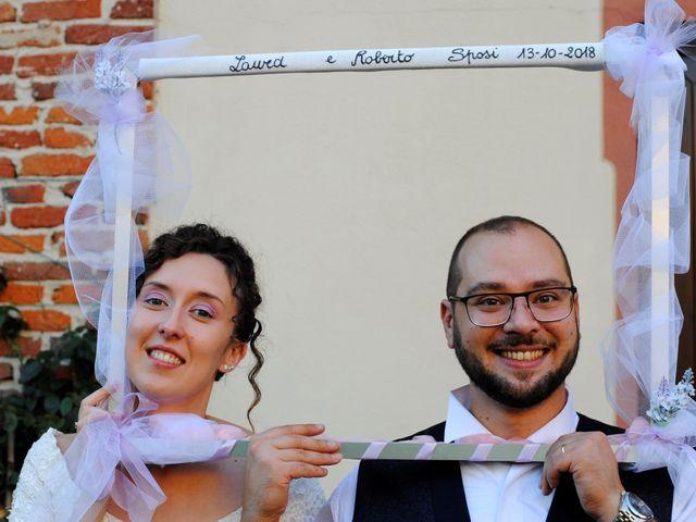 Il matrimonio di Roberto e Laura  a San Francesco al Campo, Torino 10
