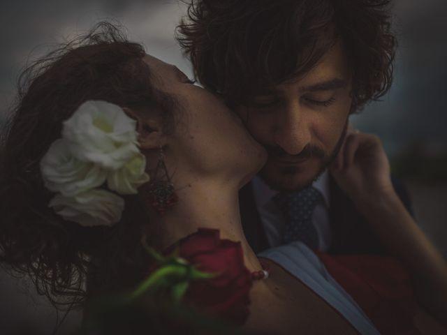 Le nozze di Eleonora e Mimmo