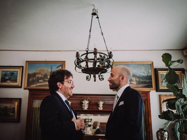 Il matrimonio di Fausto e Simona a Vico Equense, Napoli 4