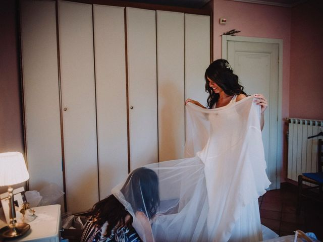 Il matrimonio di Fausto e Simona a Vico Equense, Napoli 17