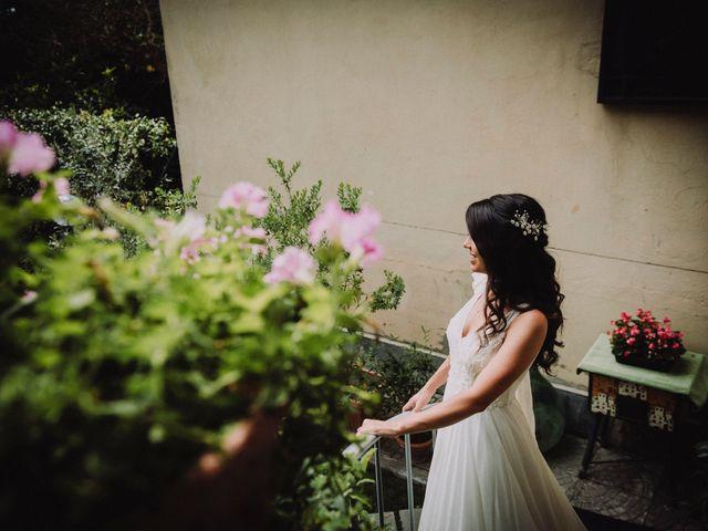 Il matrimonio di Fausto e Simona a Vico Equense, Napoli 19