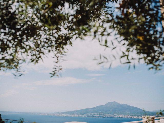 Il matrimonio di Fausto e Simona a Vico Equense, Napoli 23