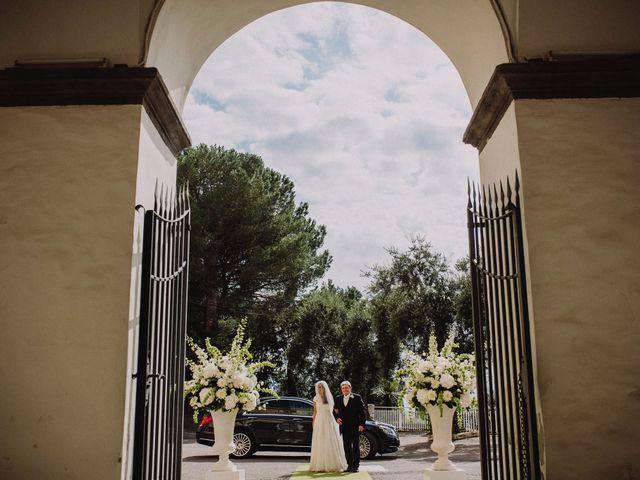 Il matrimonio di Fausto e Simona a Vico Equense, Napoli 25
