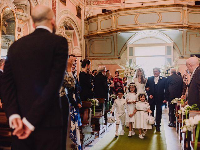 Il matrimonio di Fausto e Simona a Vico Equense, Napoli 27