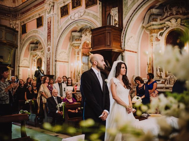 Il matrimonio di Fausto e Simona a Vico Equense, Napoli 28