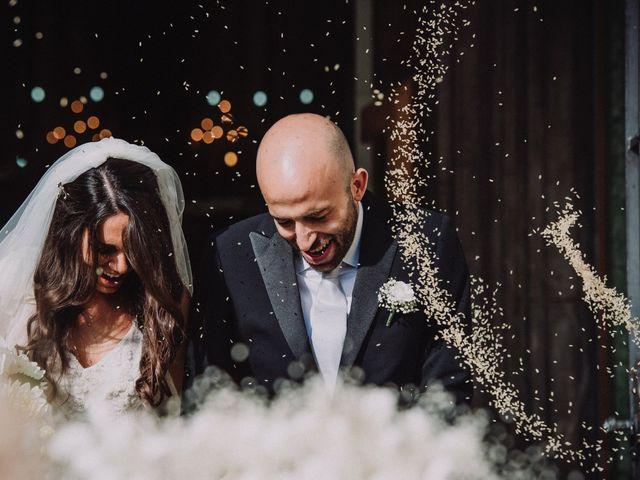 Il matrimonio di Fausto e Simona a Vico Equense, Napoli 32