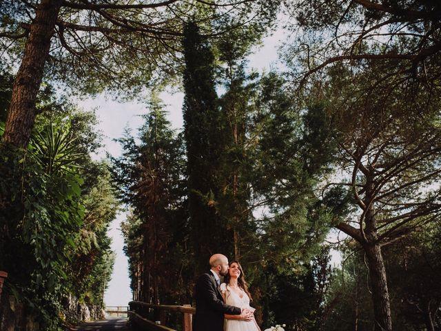 Il matrimonio di Fausto e Simona a Vico Equense, Napoli 33