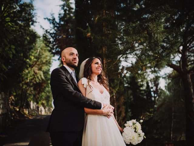 Il matrimonio di Fausto e Simona a Vico Equense, Napoli 34