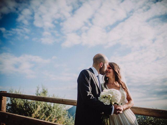 Il matrimonio di Fausto e Simona a Vico Equense, Napoli 36