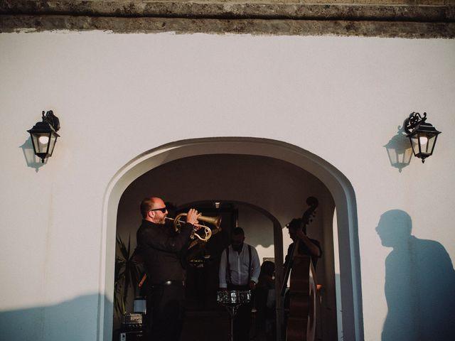 Il matrimonio di Fausto e Simona a Vico Equense, Napoli 43