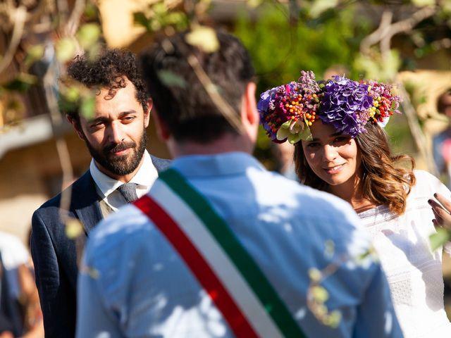 Il matrimonio di Rosario e Maddalena a Arquata Scrivia, Alessandria 11