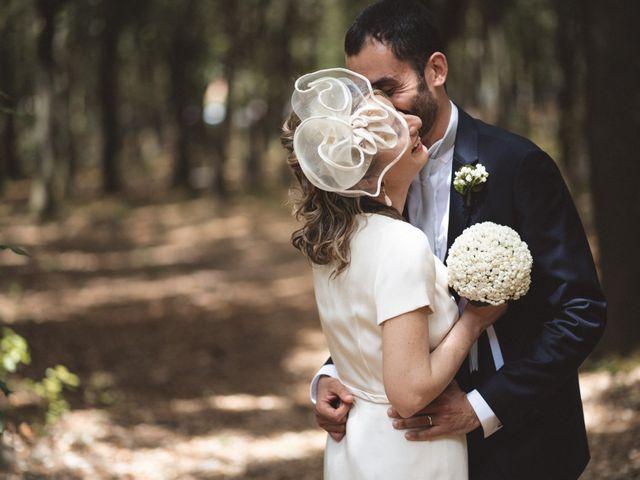 Le nozze di Agnese e Fabrizio