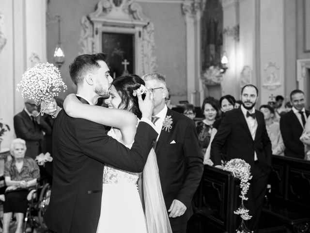 Il matrimonio di Paolo e Marzia a Vigone, Torino 22