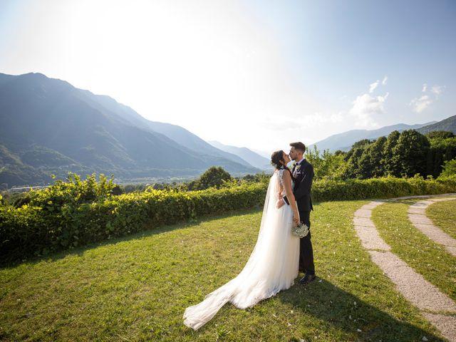 Il matrimonio di Paolo e Marzia a Vigone, Torino 26