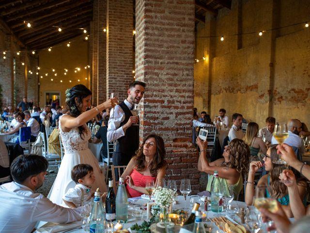Il matrimonio di Paolo e Marzia a Vigone, Torino 32