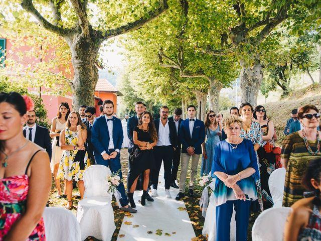 Il matrimonio di Luca e Giorgia a La Spezia, La Spezia 73