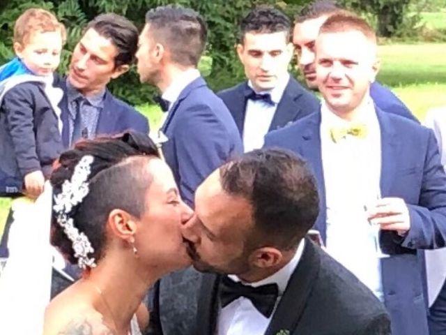 Il matrimonio di Massimo e Monica a Castano Primo, Milano 1