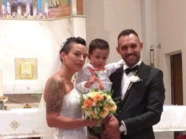 Il matrimonio di Massimo e Monica a Castano Primo, Milano 2