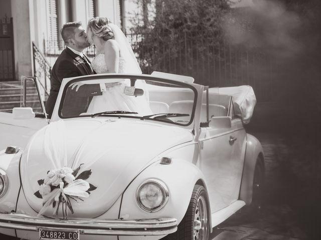 Le nozze di Patrizia e Sebastiano