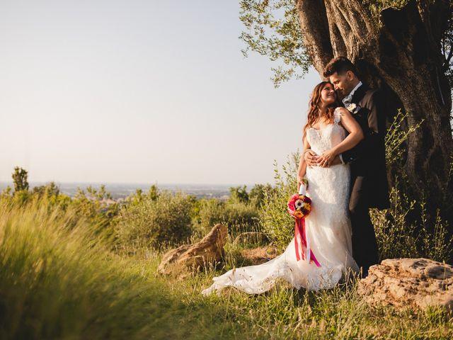 Le nozze di Michela e Leonardo