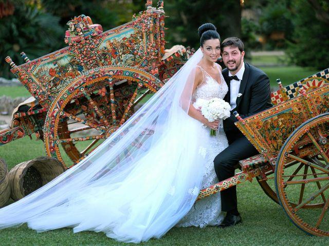 Il matrimonio di Riccardo e Fabiana a Palermo, Palermo 8