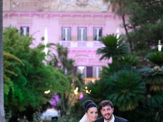Il matrimonio di Riccardo e Fabiana a Palermo, Palermo 12