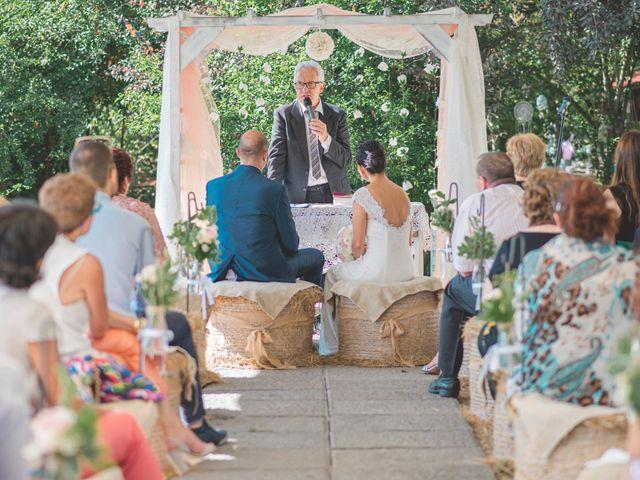 Il matrimonio di Angela e Davide a Savignone, Genova 5