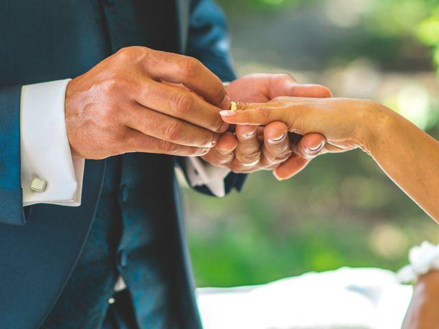 Il matrimonio di Angela e Davide a Savignone, Genova 8