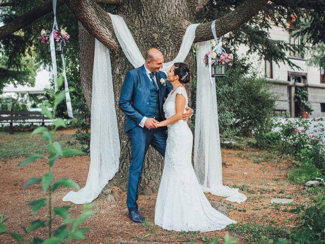 Il matrimonio di Angela e Davide a Savignone, Genova 10