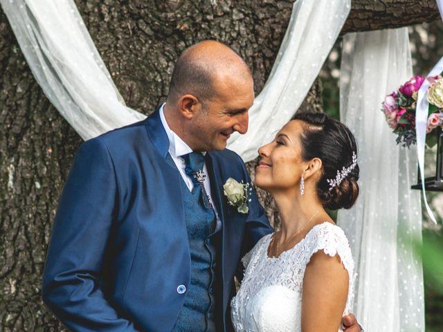 Il matrimonio di Angela e Davide a Savignone, Genova 2