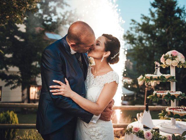 Il matrimonio di Angela e Davide a Savignone, Genova 16